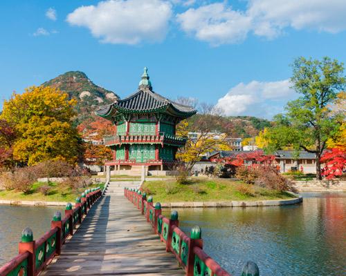Escapada a Seúl