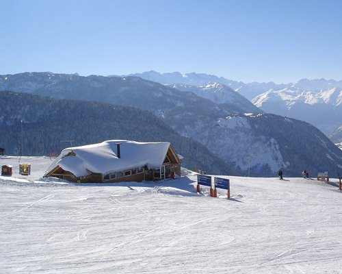 Pirineo aragonés: Baqueira