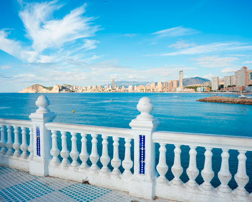Discover Cartagena from Benidorm