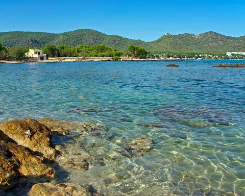 Ein Wochenende in Cala Millor