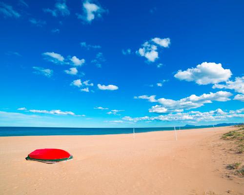 Getaway to the beach of Gandía