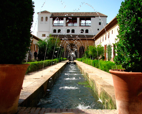 Granada, ver o Alhambra