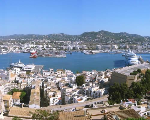 Ibiza desde Lisboa
