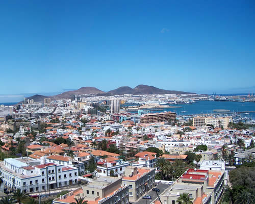 Flight + Hotel to Las Palmas de Gran Canaria