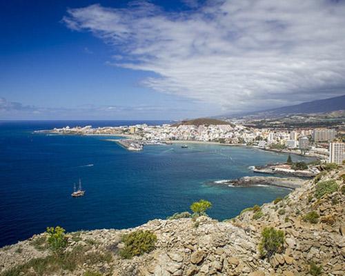 8-daagse zonvakantie op Tenerife