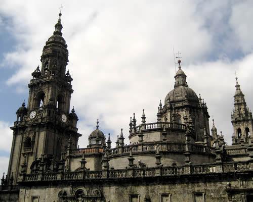 España Santiago de Compostela