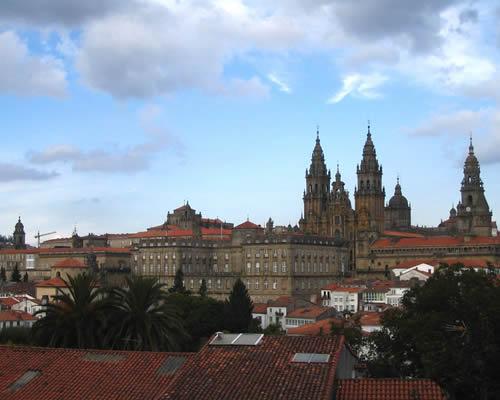 Vuelo + Hotel a Santiago de Compostela