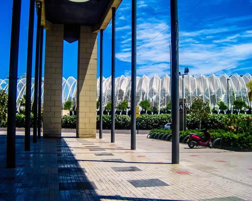 6-daagse stedentrip Valencia