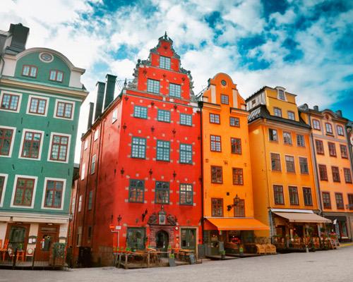 Fin de semana en Estocolmo