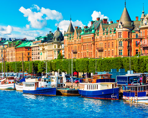 Nordic Trip to Sweden: Stockholm, Kiruna and Gothenburg, including the best of Stockholm