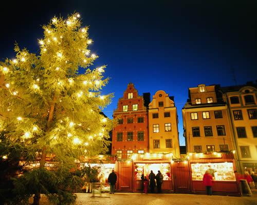 Escapada navideña a Estocolmo