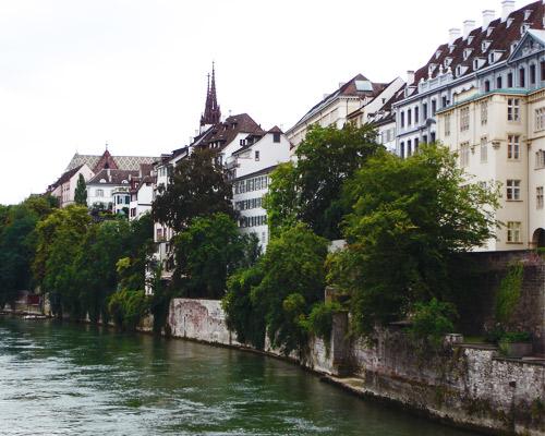 Suiza Basilea