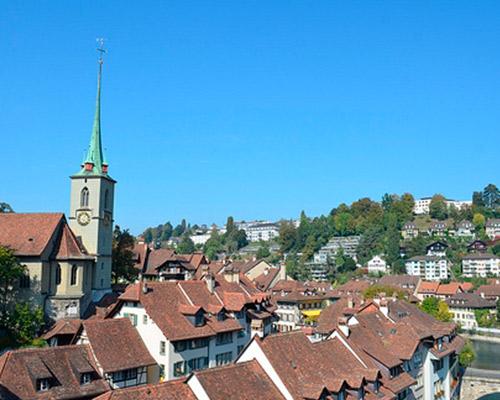 A 5-star Weekend in Bern