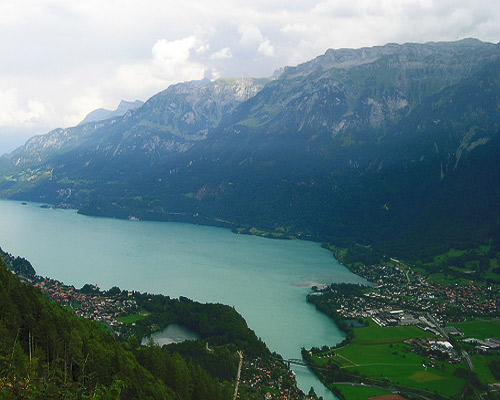 The Landscapes of Switzerland