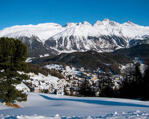 Mailand & St. Moritz: Shopping, Ski & Kultur