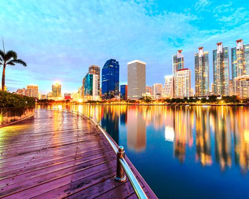 رزرو هتل در بانکوک + قیمت زمستان 97