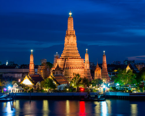 Bangkok Flug + Hotel