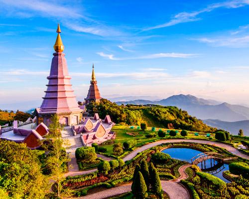 Chiang Mai, Thaiföld utazás repülővel, szállással