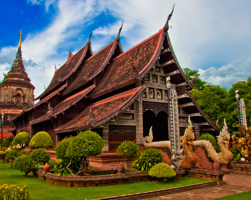 Tailandia Chiang Mai