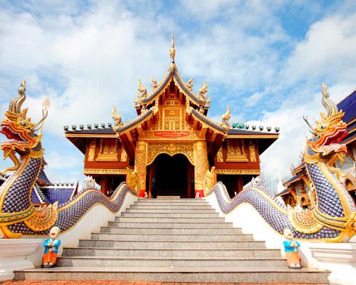 Viaje a Tailandia y Maldivas