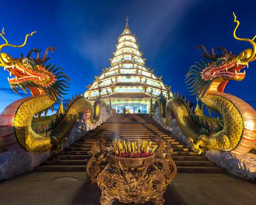 Thailandia Semana Santa desde Madrid