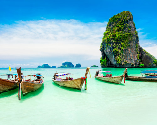8 Days. Phuket 5* I Bangkok 5*