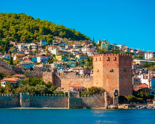 Turquia Antalya