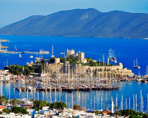 11 Days. Antalya 5* I Bodrum 5* I Istanbul 3* + Air Ticket from Amman