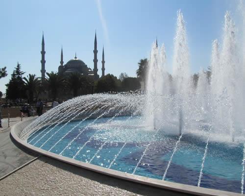 5 Days. Istanbul 4*