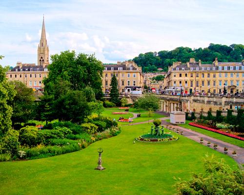 Stedentrip Kuren in Bath | Engeland
