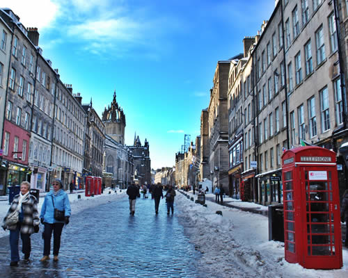 Escapada de Semana Santa a Escocia: Glasgow y Edimburgo