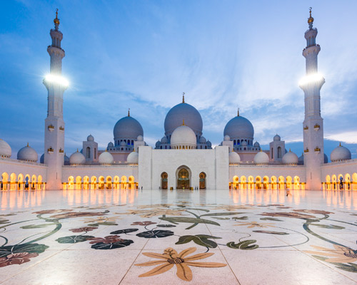 5 Days. Abu Dhabi 4* + Air tickets from Amman