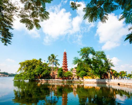 """Rundreise """"Höhepunkte Vietnams"""" & Baden auf Phuket"""