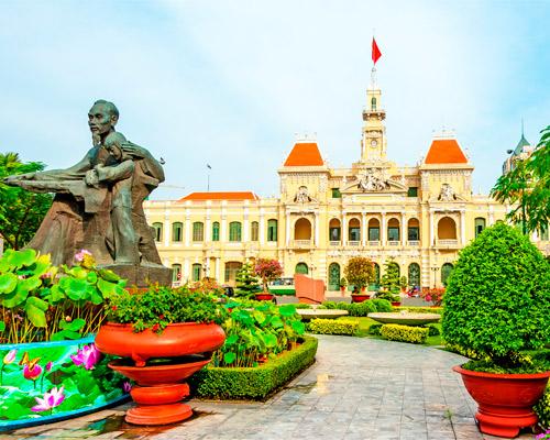 Vietnam Ho Chi Minh (Saigón)