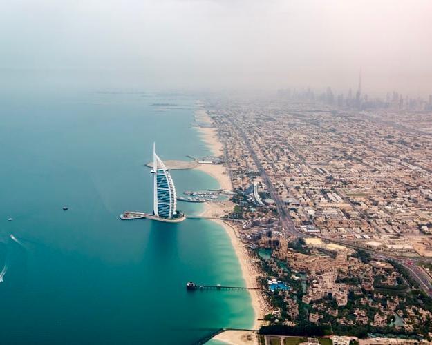 Dubaj: 4 éjszaka 5 csillagos hotelben, repülőjeggyel