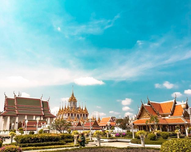 La exótica Tailandia