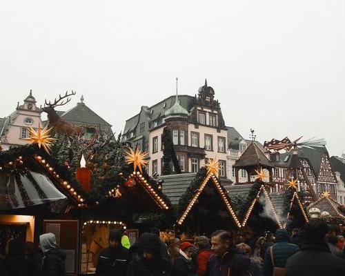 Escapada navideña a Dusseldorf