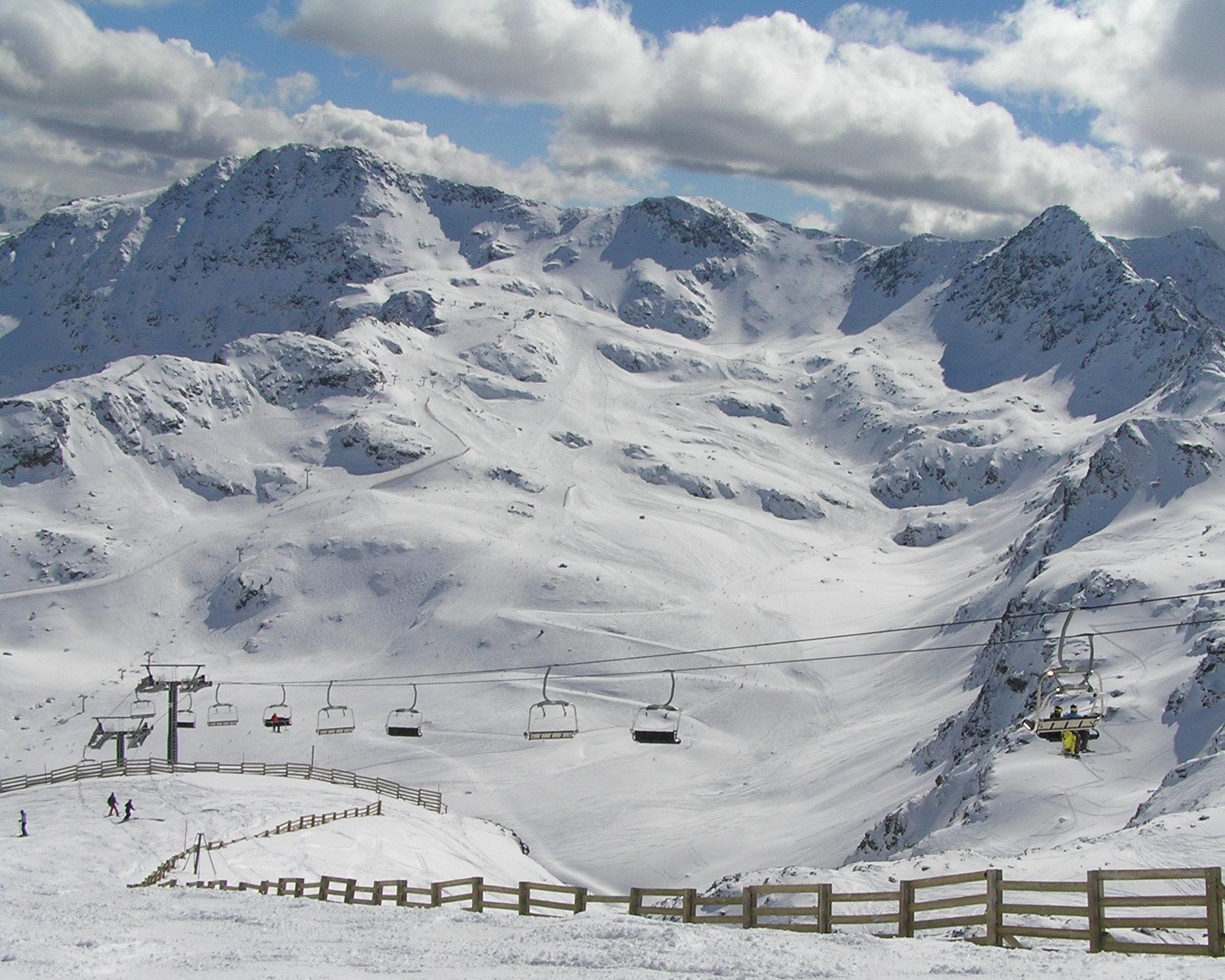 Andorra El Serrat