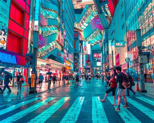 Tokió utazás repülőjeggyel, 4 csillagos hotellel