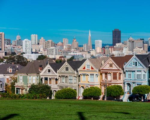San Francisco i California al vostre aire
