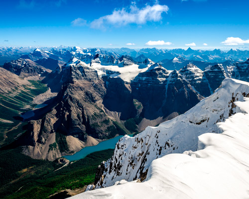 Winter in Calgary & Banff inkl. Besuch des Lake Louise