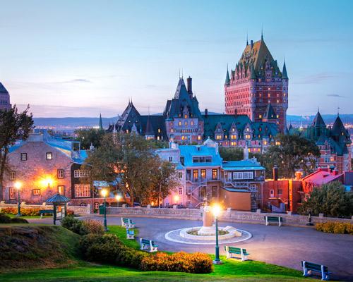 Canadá: Ruta por el este en auto