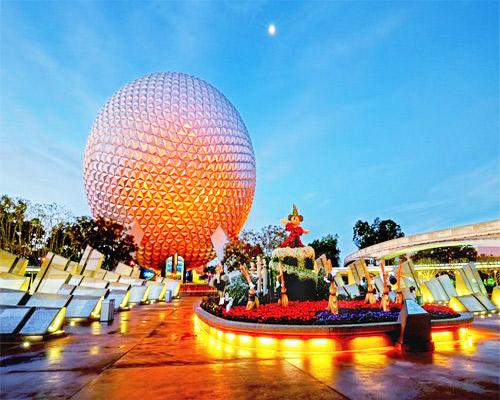 Walt Disney World- Hotel moderado