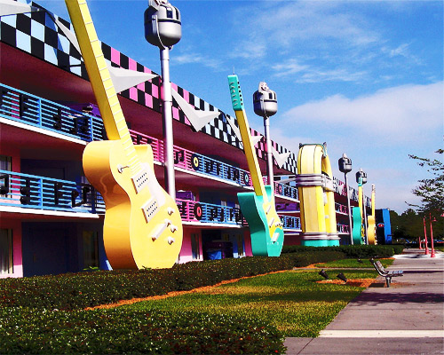 Walt Disney World 5 Dias 4 Noches