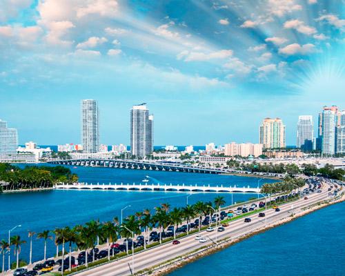 New York City erleben & Floridas Highlights mit dem Mietwagen erkunden