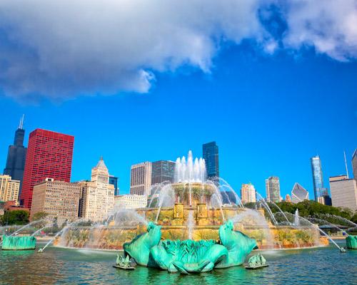Estados Unidos de America Chicago IL