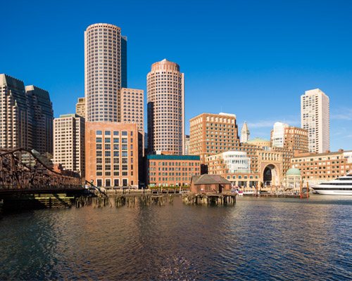 Avistamiento de ballenas en Boston