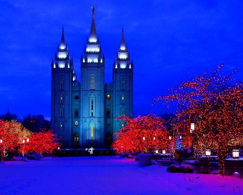 Estados Unidos de America Salt lake City (Utah)