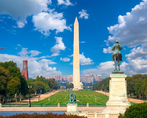 Descubre Nueva York y Washington DC