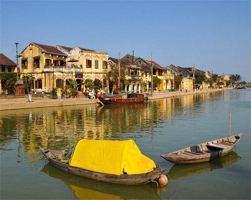 Indochina auf eigene Faust: Siem Reap, Hanoi, Hoi An & Luang Prabang